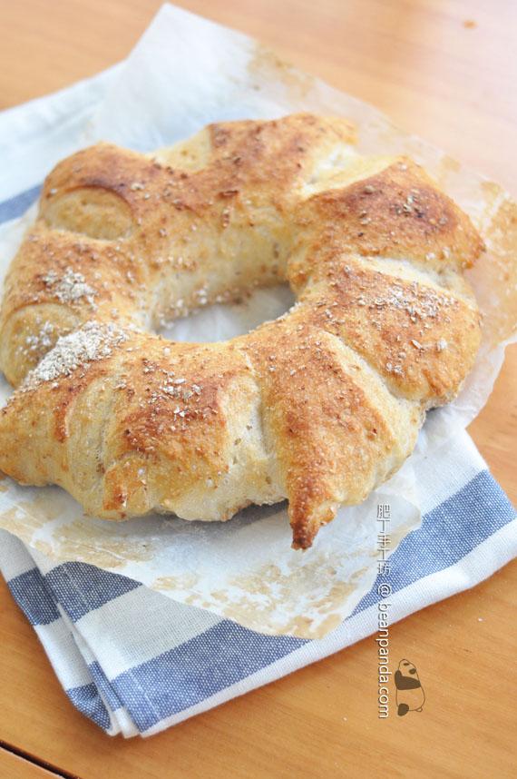 """五分鐘法式麵包【唔駛""""搓""""嘅麵包】5 Minutes Bread"""