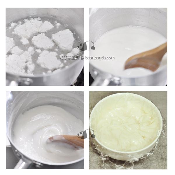 湯種法【麵包泡溫泉】Tang Zhong Bread