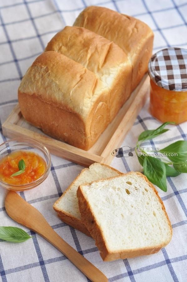 北海道牛奶吐司【超軟滑麵包 / 湯種】Hokkaido White Toast