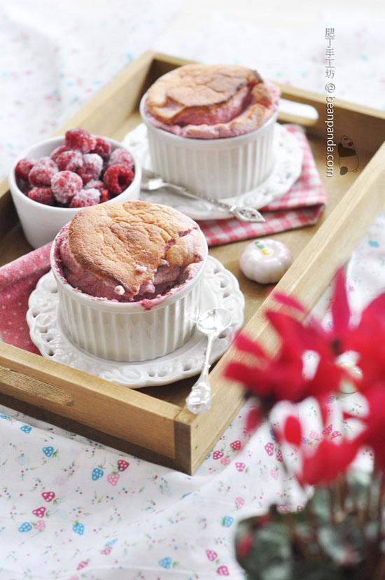 法式樹莓梳乎厘【冬日暖心 / 低脂版】Raspberry Souffle