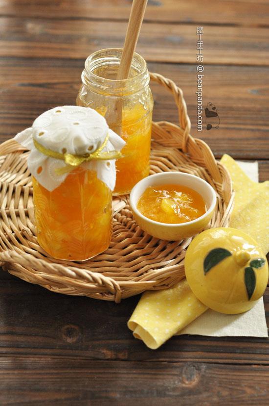 金桔果醬【開胃潤喉】Kumquat Jam
