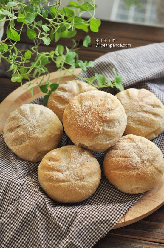 祼麥黑糖堤子麵包【無脂肪】Rye Raisin Bread