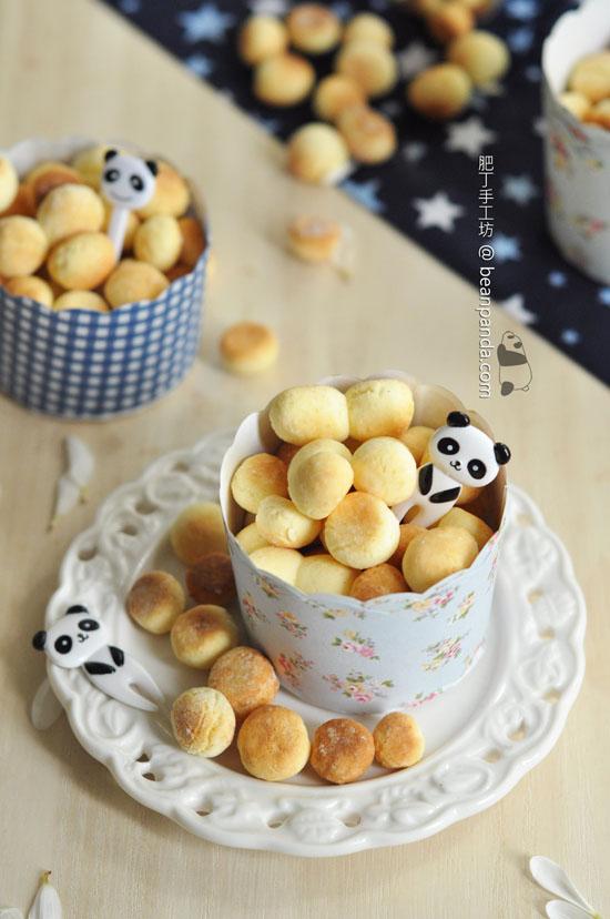 酥脆小饅頭【停不了的零食】Crunchy Mini Bun