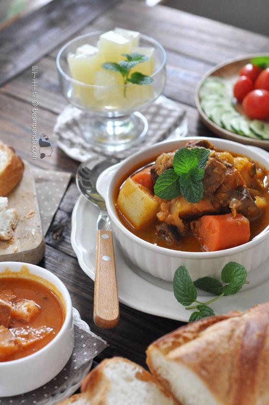 越式番茄醬燉牛肉【滋味豐富】Hearty Beef Stew