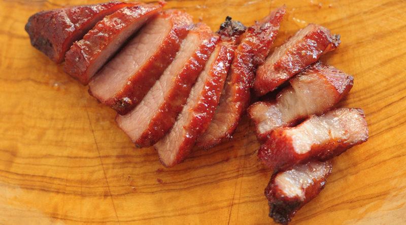 蜜汁叉燒 / 竹香小米飯 Char Siu Honey BBQ Pork Recipe
