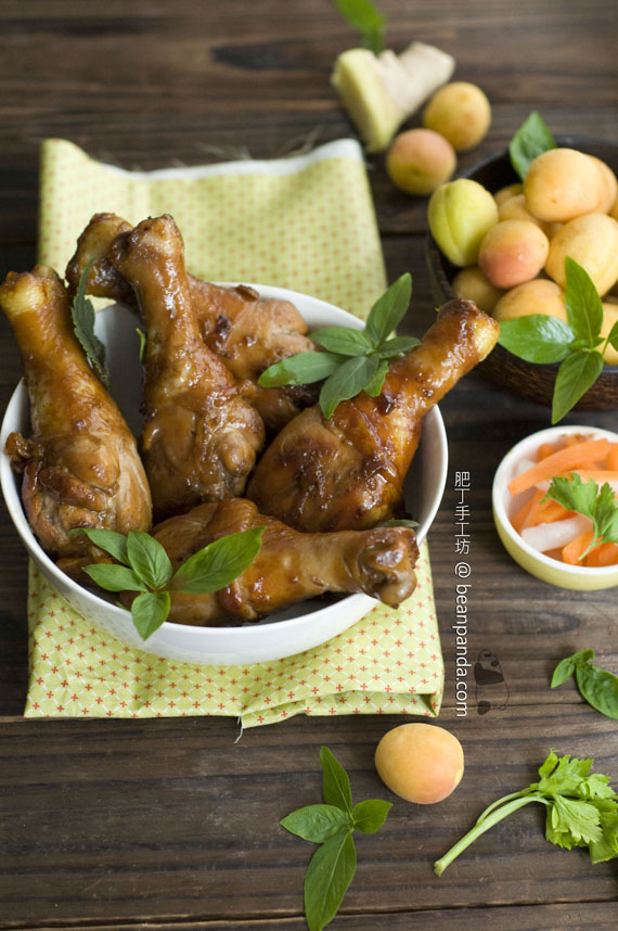 蜜糖雞【越南家常菜】Ginger Honey Chicken