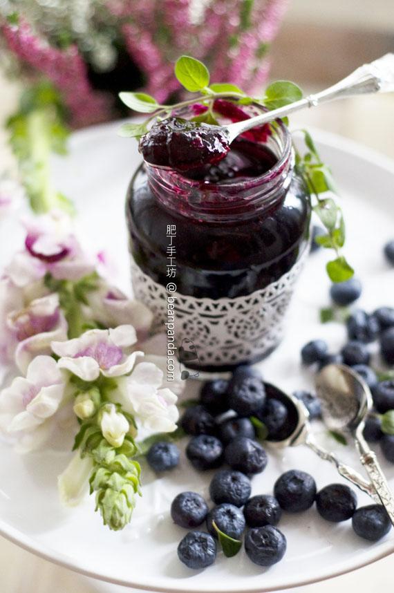 藍莓果醬【保健水果】Blueberry Jam