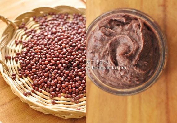 紅豆蓉 / 綠豆蓉【萬用餡料】Red Bean Green Bean Paste