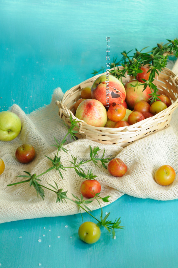 桃李菠蘿果醬 【立夏果醬】Peach & Plum Jam