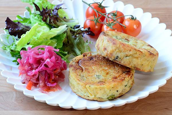 急凍蔬菜馬鈴薯餅 宜家 Copy Cat 簡易營養常備菜 帶便當超方便 Potatoes and Broccoli Medallions Recipe