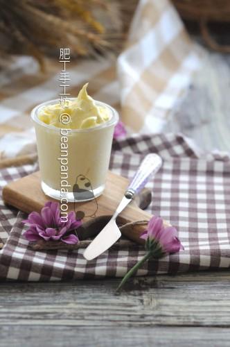 自製牛油 ( 奶油 )【發酵 / 不發酵】Homemade Butter