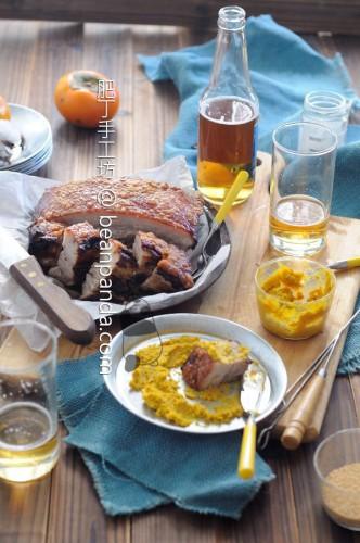 港式脆皮燒肉【鹽麴醃製】Crispy Roast Pork Belly