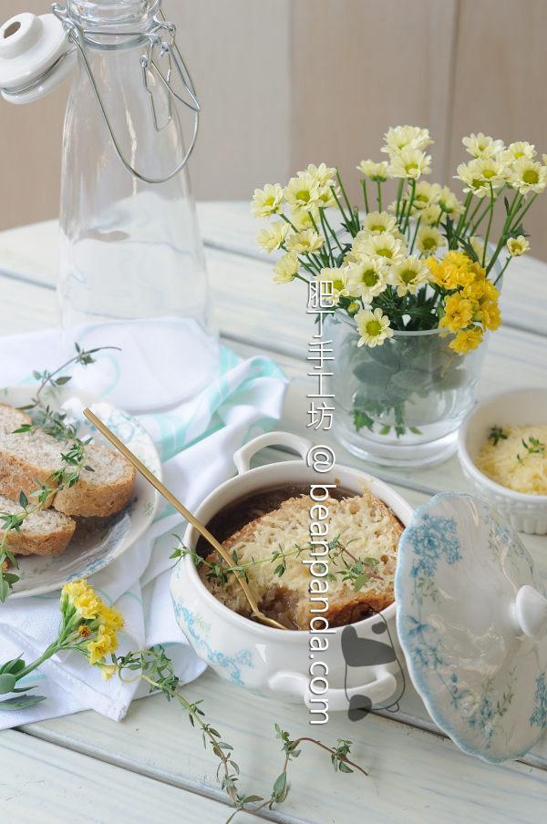 法式洋蔥湯【不含肉類高湯】French Onion Soup