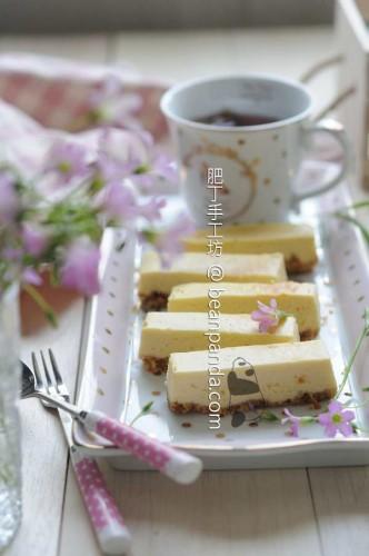 奶酪條【濃郁紮實】Cheesecake Bar