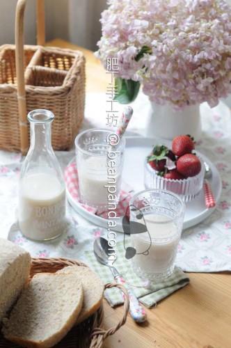 自製台式米漿【營養早餐】Homemade Rice Milk