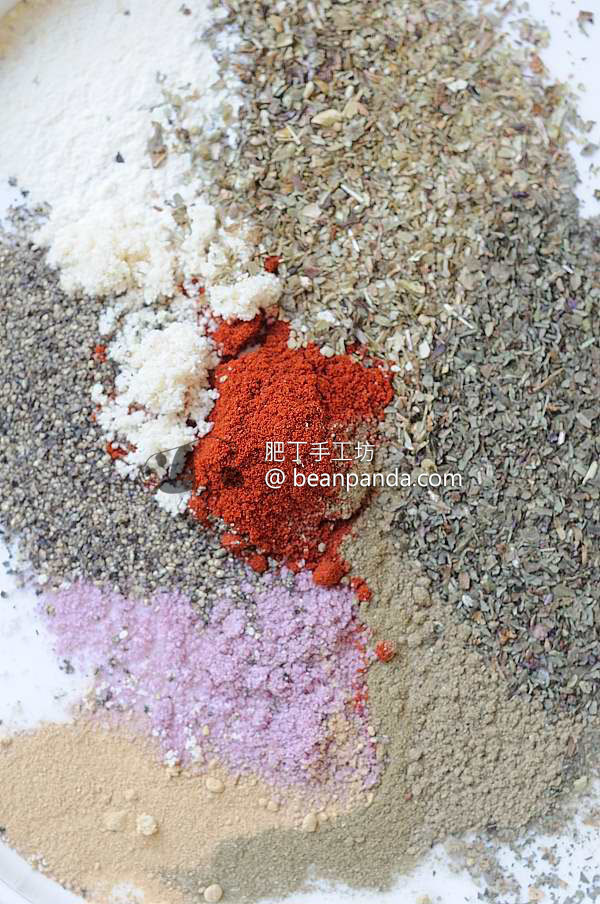 奧爾良腌料【辛香醃料】New Orleans Style Seasoning Mixes