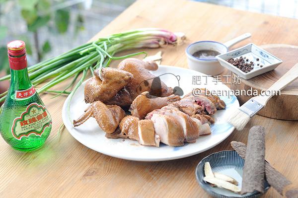 豉油雞 (不含荷爾蒙)【Sadia 邀稿】Soy Sauce Chicken