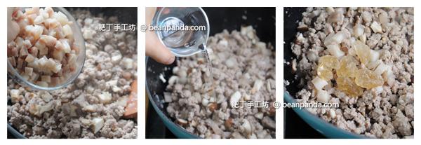 滷肉燥 台式家常菜 一週都不用做菜了 Taiwanese Braised Pork Recipe