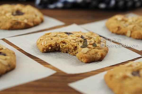 榛果美式軟餅乾 減糖/外酥內軟 Hazelnut Butter Cookies