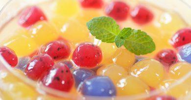 手工水果粉圓 珍珠 波霸  全天然色素  Homemade Tapioca Balls Boba Recipe