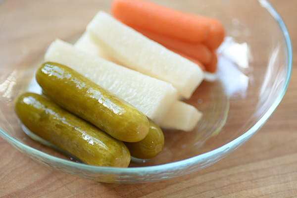 酸青瓜 乳酸發酵 只要基本兩種食材 Fermented Cucumber Pickles Recipe