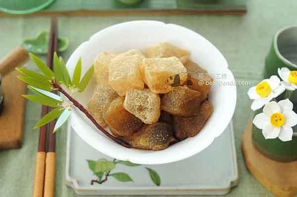 古代貴族點心~蕨餅【超詳細步驟】成功率高  3 種澱粉大比拼 How to make Warabi Mochi with 3 different kind of starch