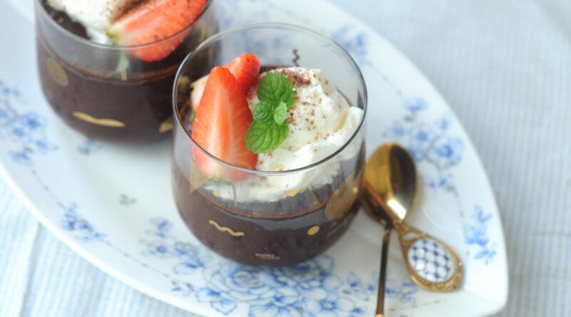 愛上吃醋﹗陳年發酵巴薩米克醋簡易料理 免烤無蛋法式巧克力慕斯 Delicious Ways to use Balsamic Vinegar